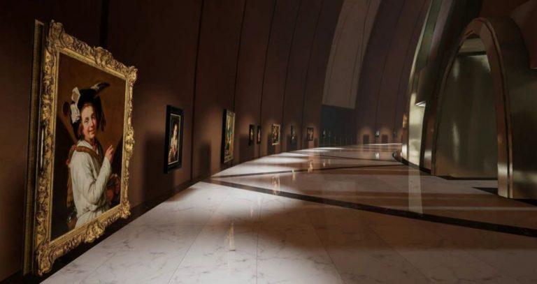 Virtual-Reality-Museum