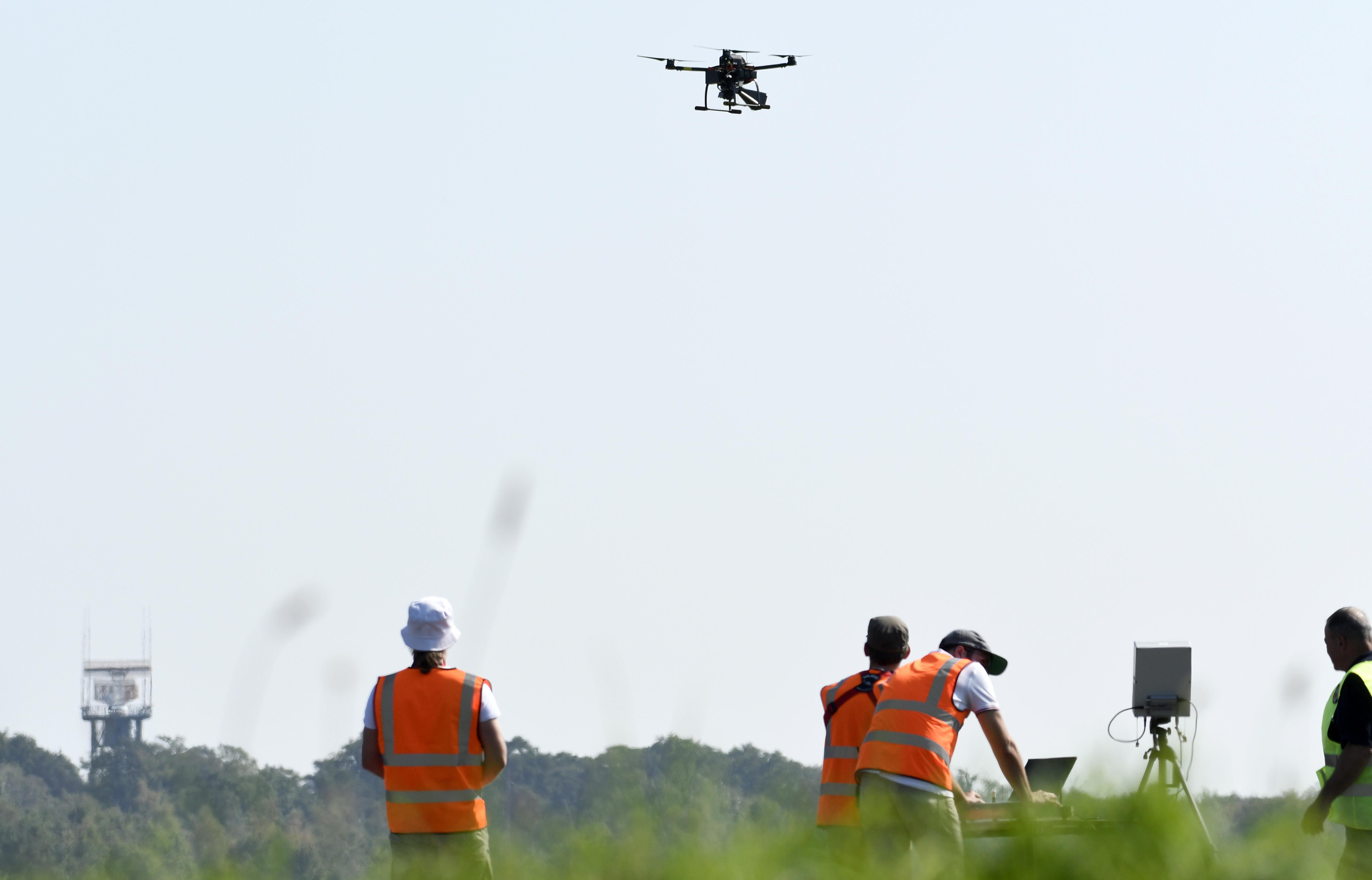 Drone-regels