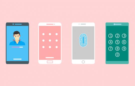 smartphone beveiliging