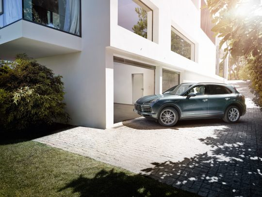 Porsche Digital Home-iX
