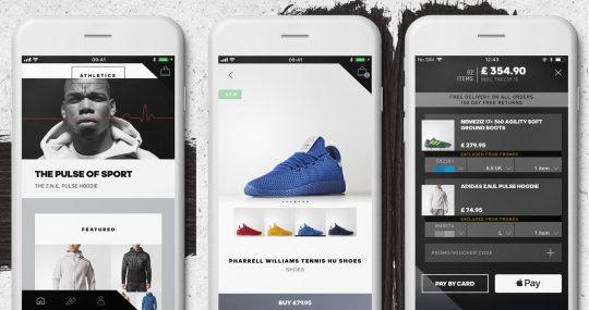 Adidas-App