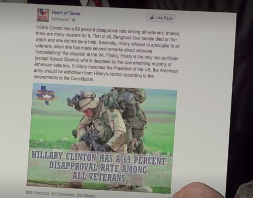 Hillary Clinton Rusland