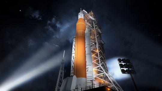 Marsraket-NASA