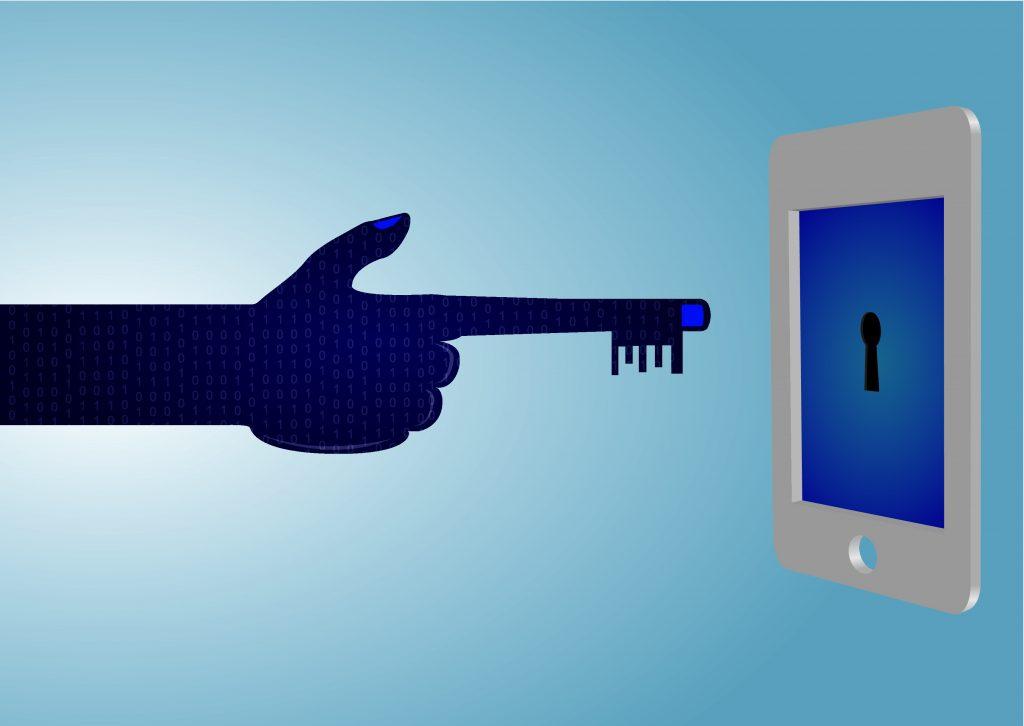 smartphone gehackt, hacken