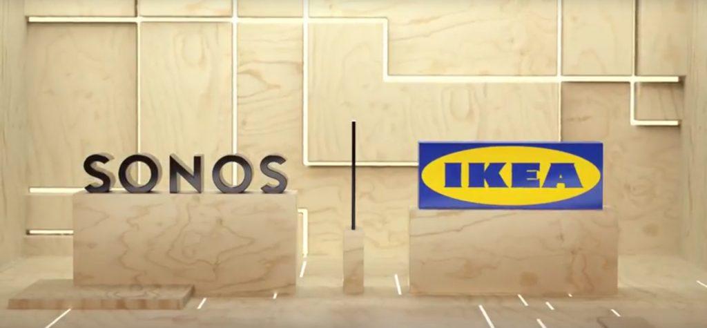 IKEA en Sonos