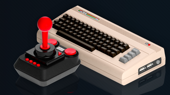 Commodore-64-C64-Mini