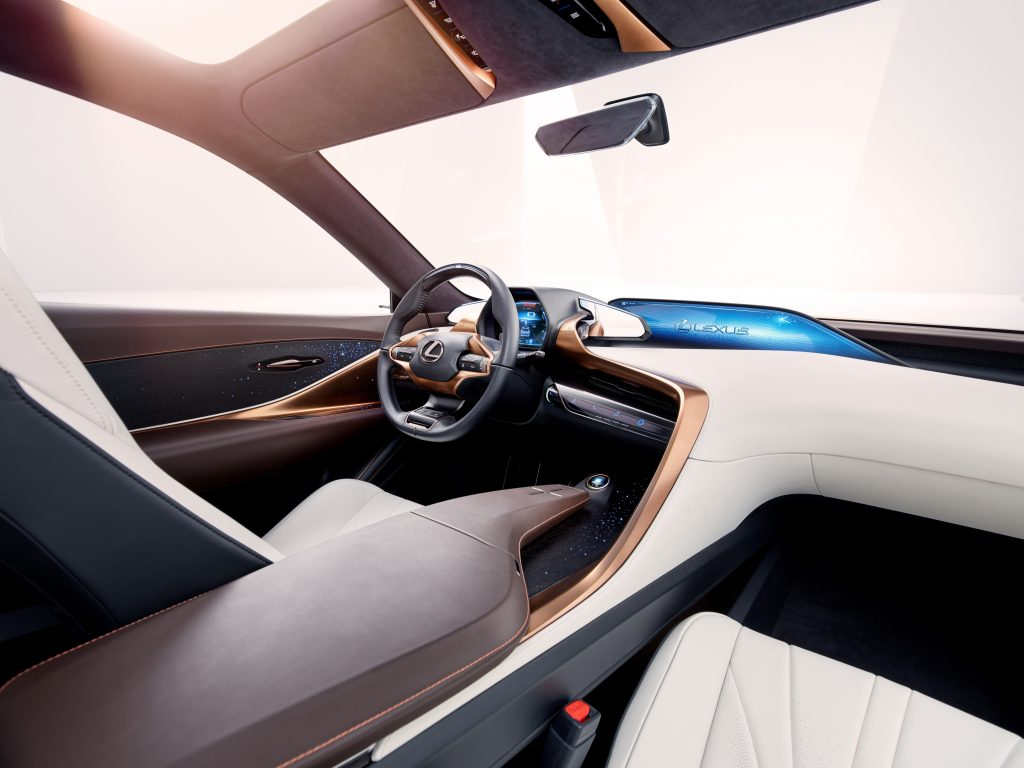 Lexus LF-1 'Limitless'
