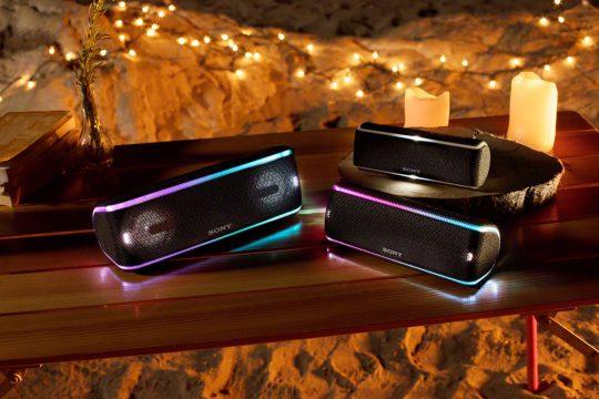 Sony SRS-XB21, SRS-XB31, SRS-XB41,