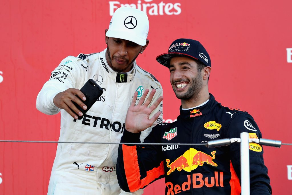 Foto via Red Bull Content Pool - Mark Thompson/Getty Images
