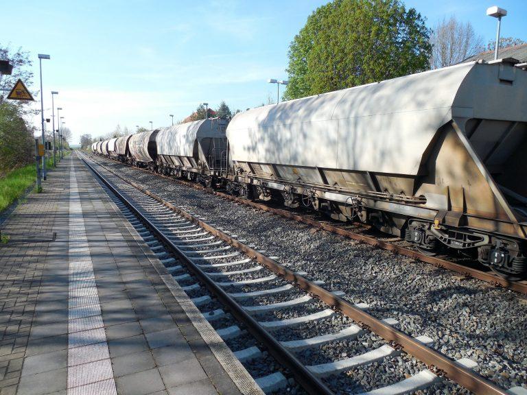 Zelfrijdende treinen, goederentrein