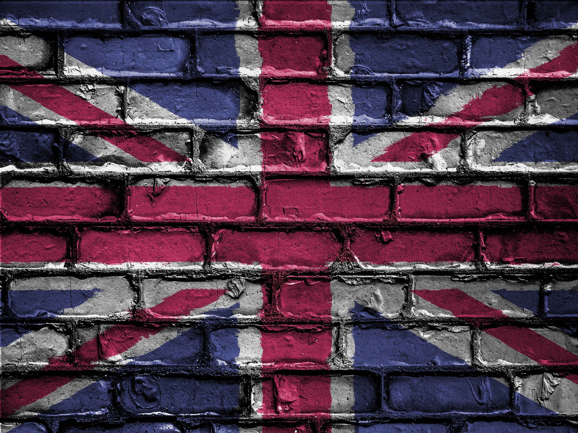 Britse vlag, Groot-Brittannië, VK