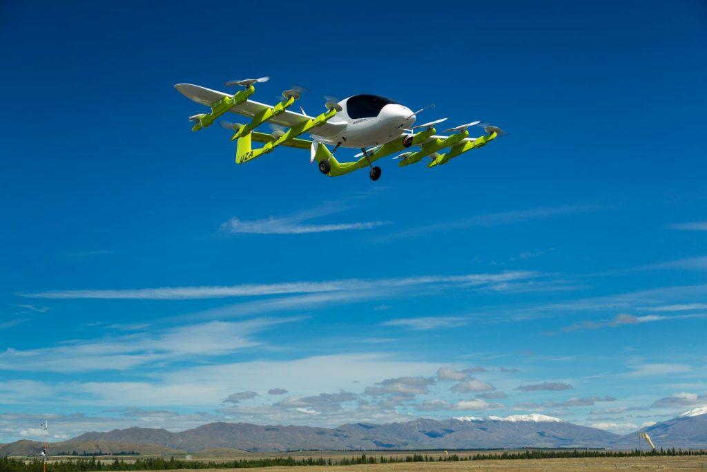 Cora-vliegende-taxi-Larry-Page