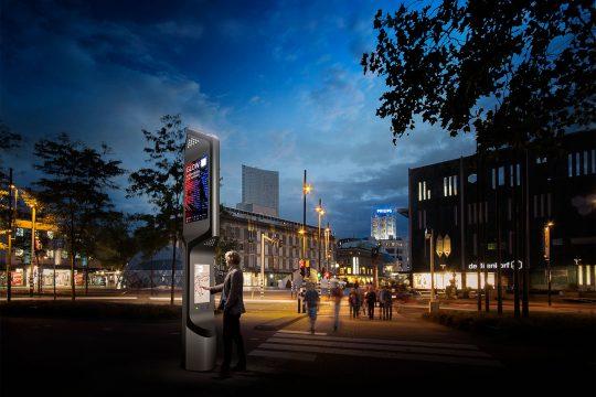 CityBeacons Eindhoven