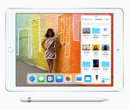 9,7 inch iPad Apple