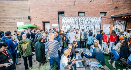 New Dutch Wave op SXSW