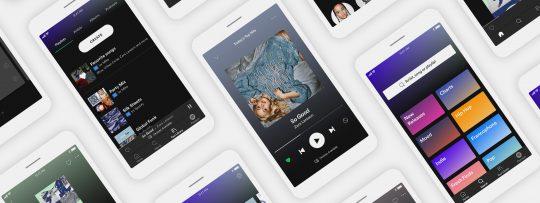 Spotify gratis gebruikers app