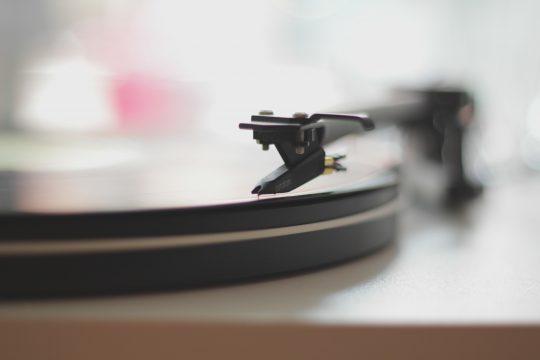 LP's, Vinyl, plaat