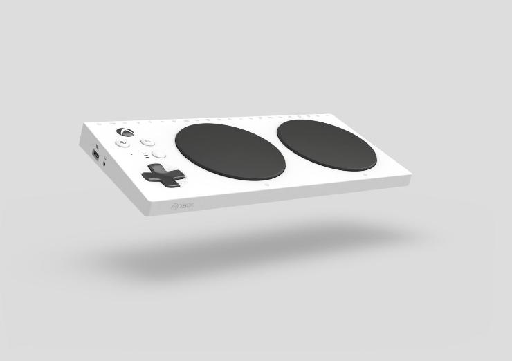 Xbox-Adaptive-Controller-Microsoft