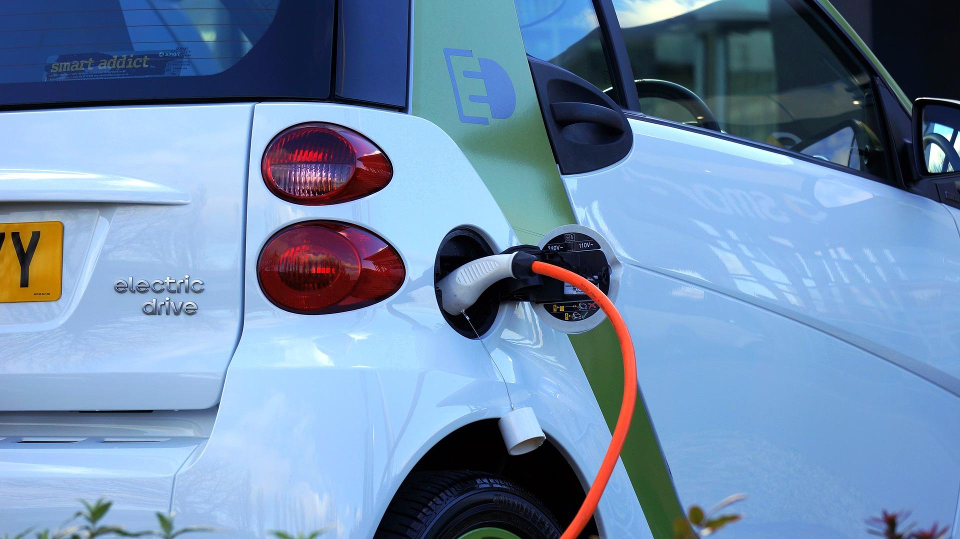 Elektrische auto, elektrische auto's