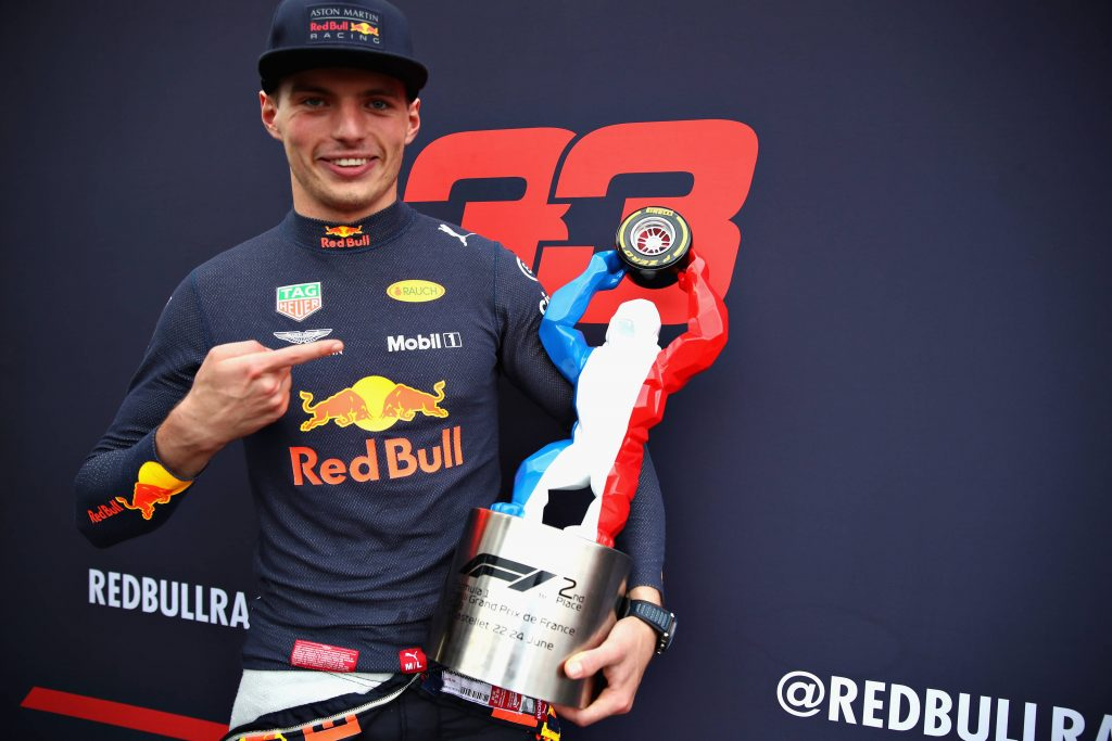 Foto via Mark Thompson/Getty Images/Red Bull Content Pool