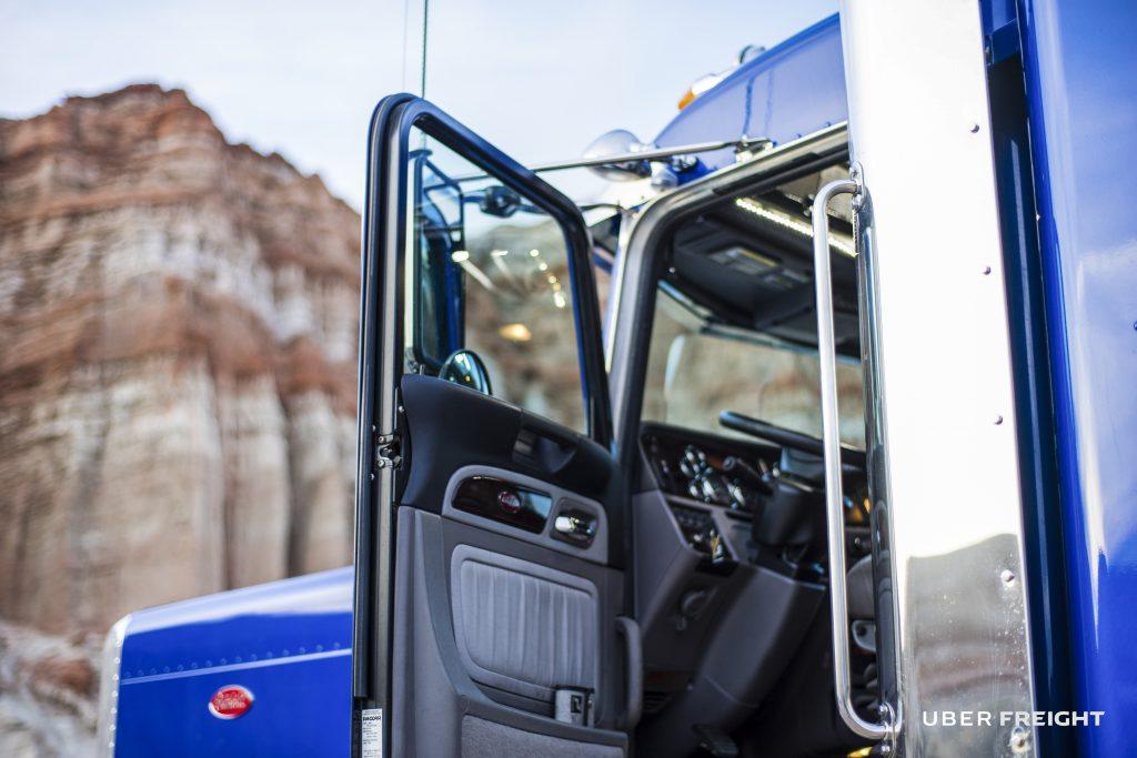 Uber-vrachtwagen