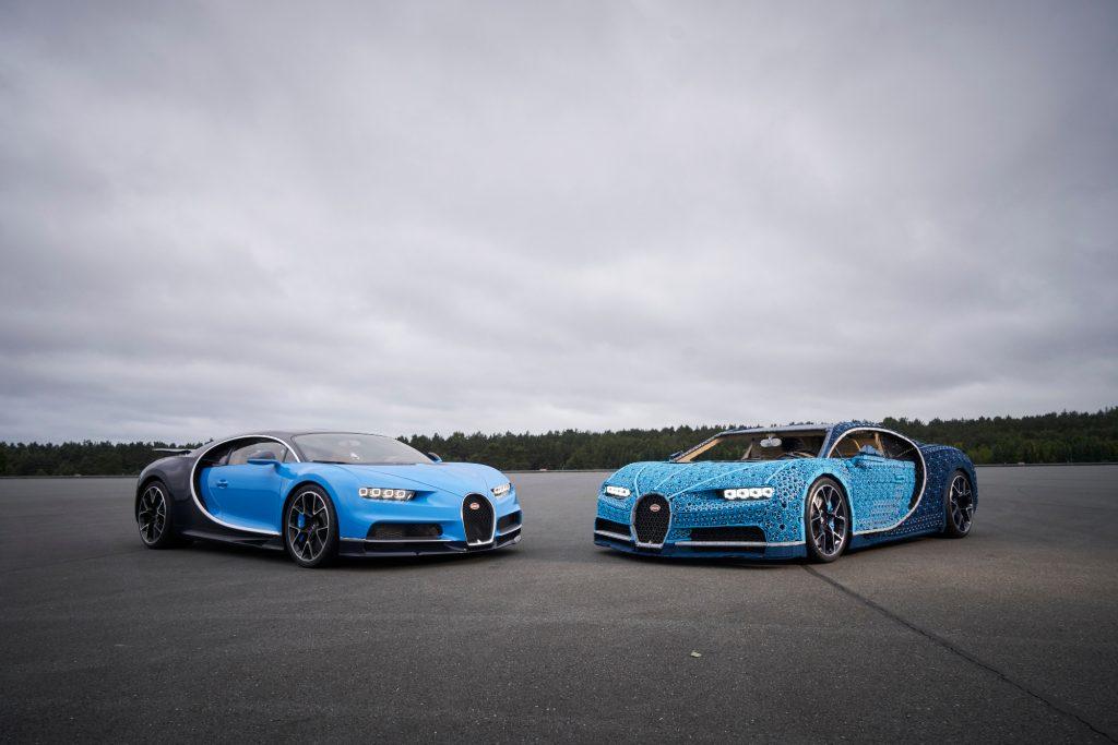 LEGO Bugatti