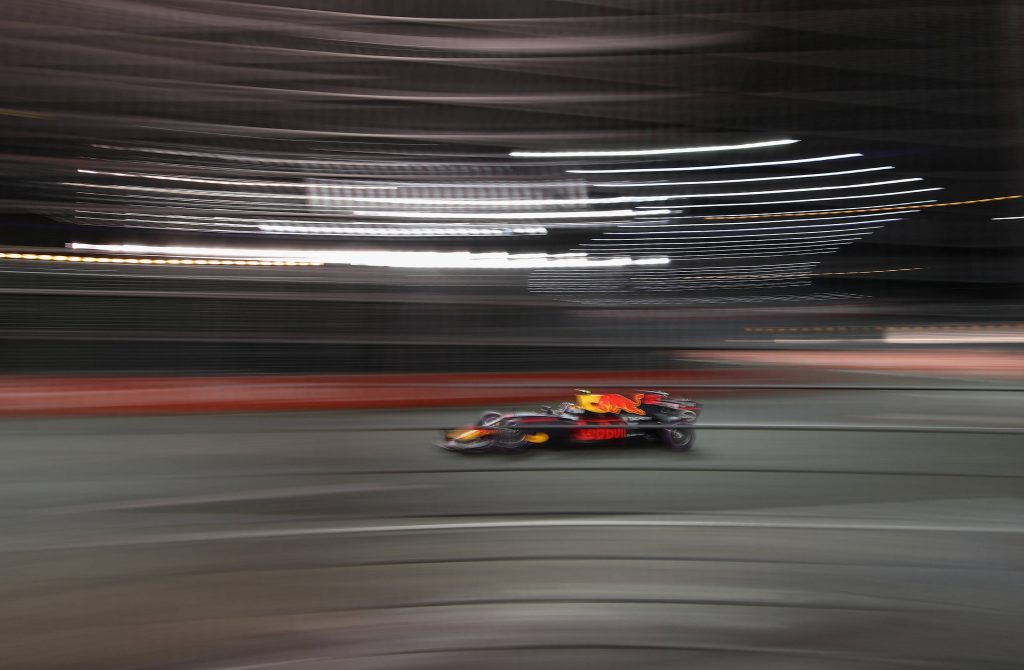 Foto: Clive Mason/Getty Images/Red Bull Content Pool