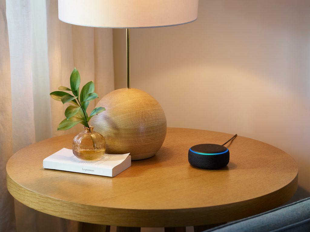 Amazon-Echo-Dot, Alexa