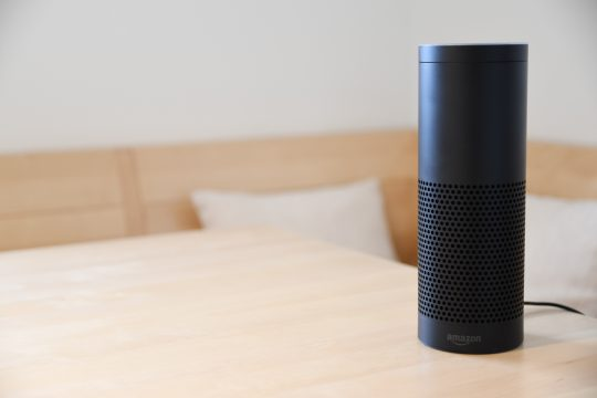 Amazon Alexa, slimme speaker