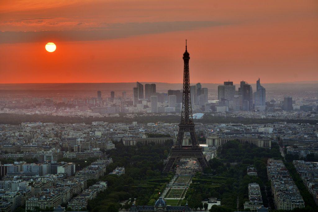 Taxify Parijs
