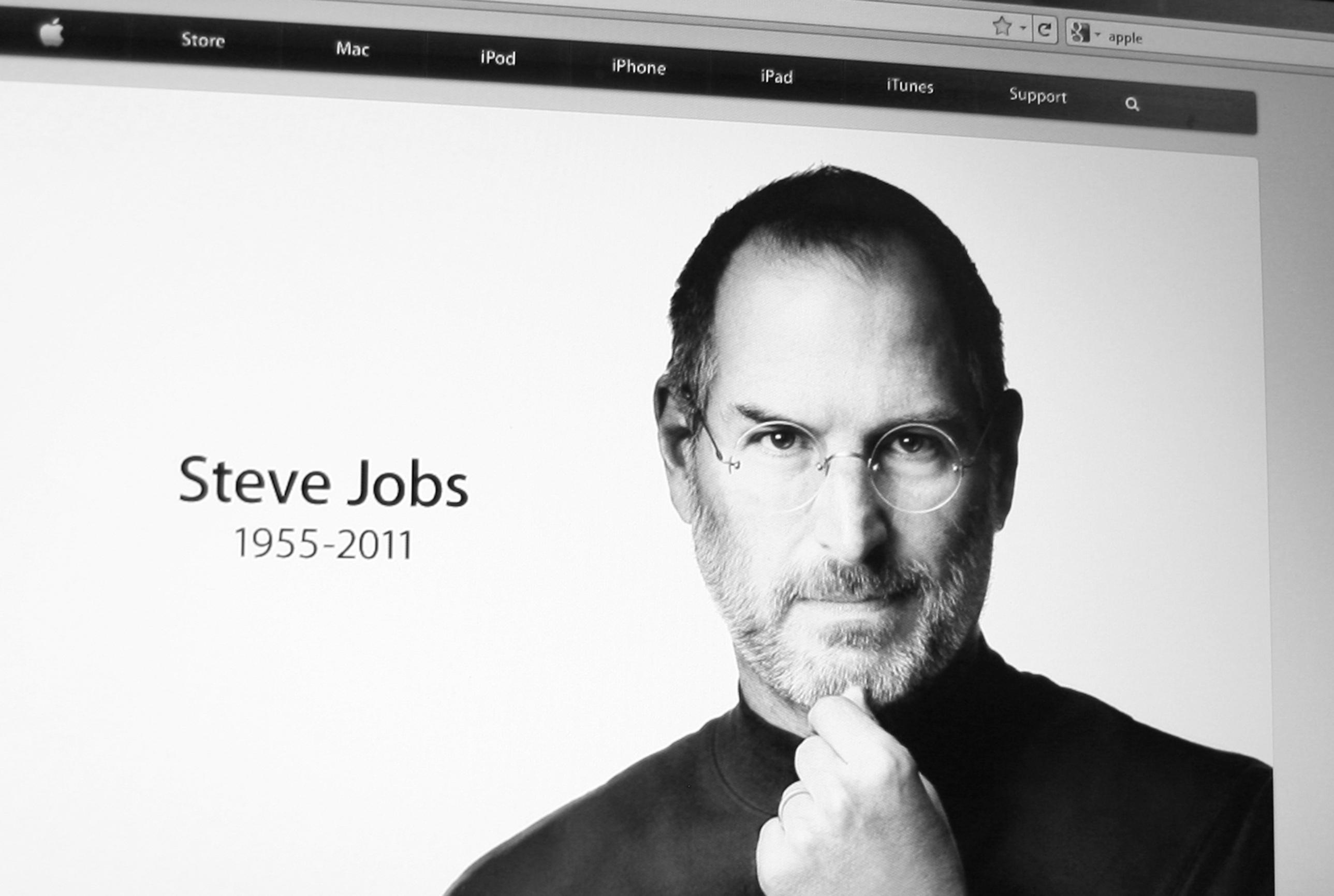 Steve Jobs - Foto: Shutterstock