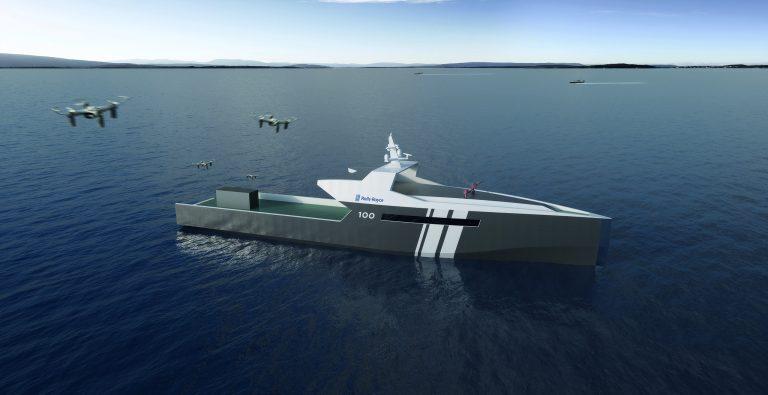 Rolls-Royce Intel autonoom schip