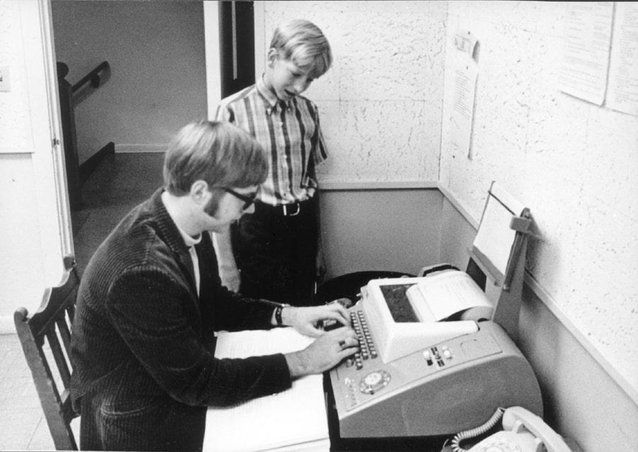 Paul Allen en Bill Gates