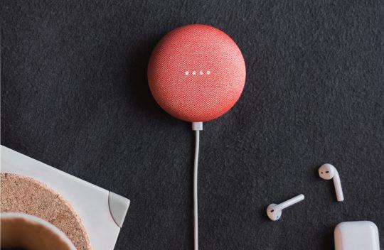 Google Home, slimme speaker