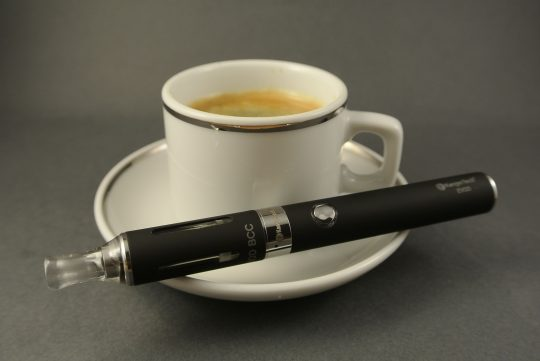 e-sigaret, Juul, e-sigaretten
