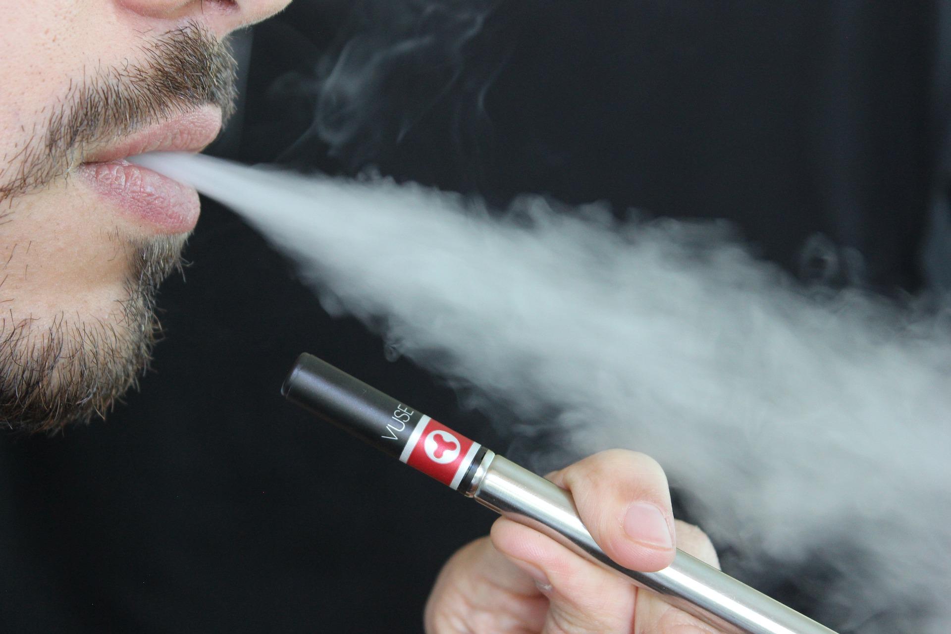 Vaping, e-sigaret