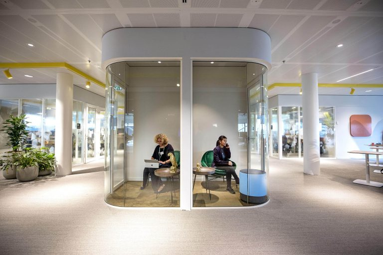 kantoor Microsoft Nederland