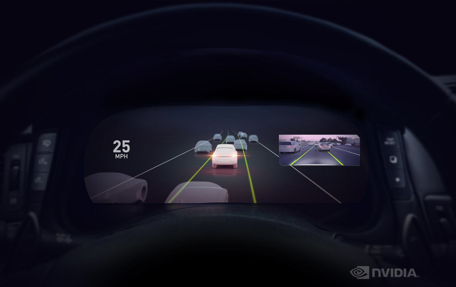 Nvidia-AutoPilot