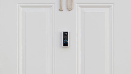 Ring deurbel