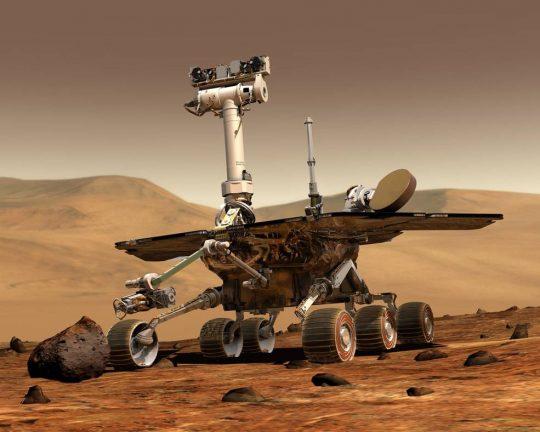 NASA-Opportunity