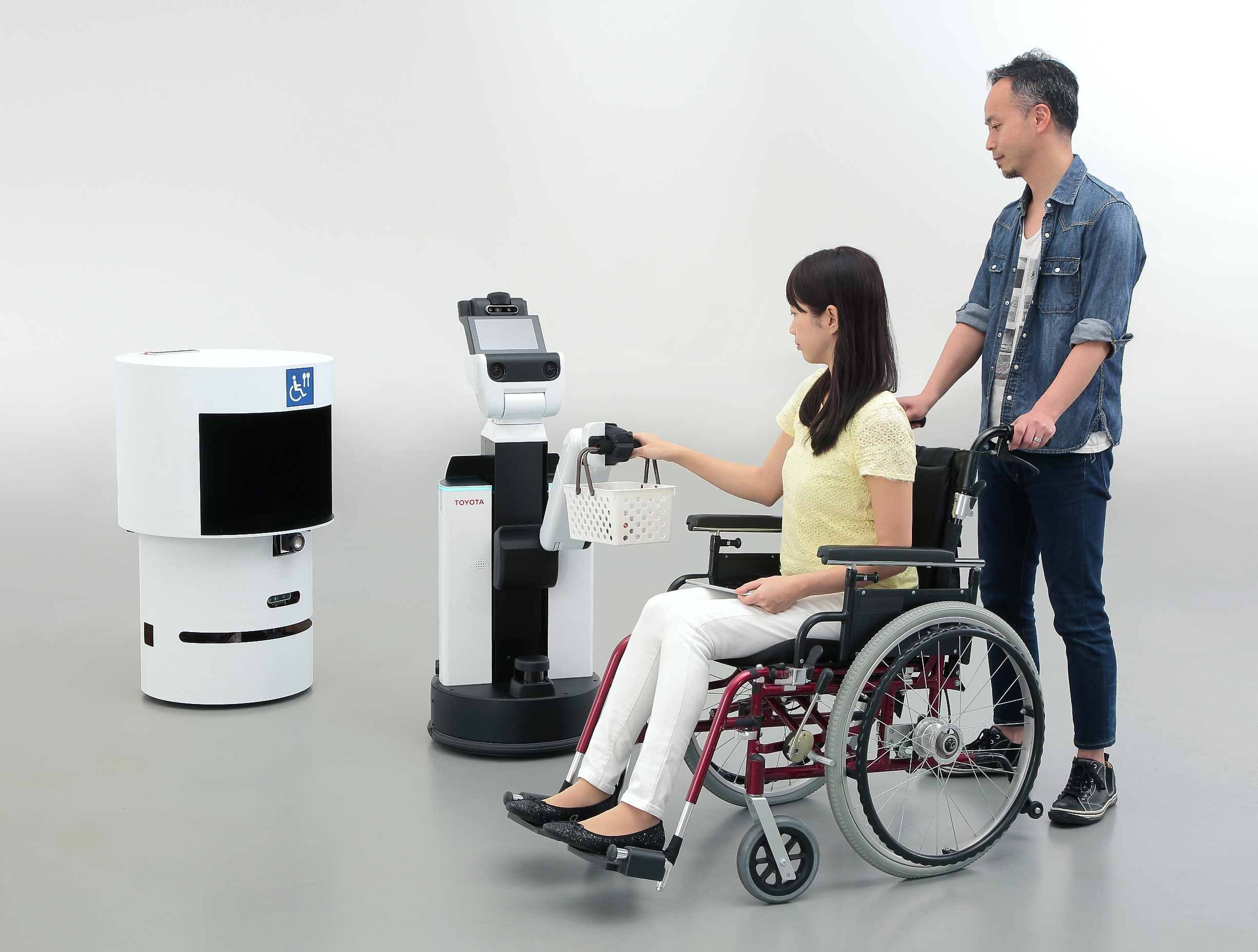 Toyota robot Tokyo Olympische Spelen 2020