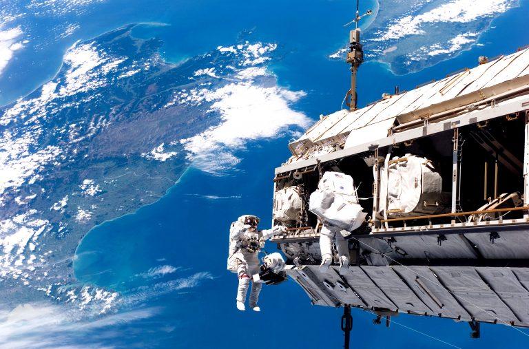 NASA-Ruimtewandeling