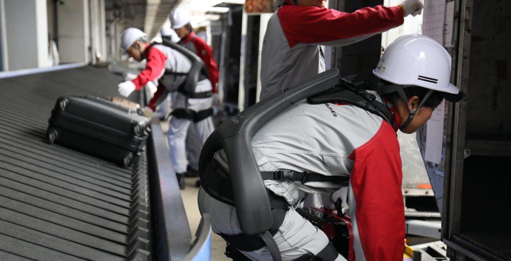 Panasonic Power Assist Suit, Olympische Spelen 2020