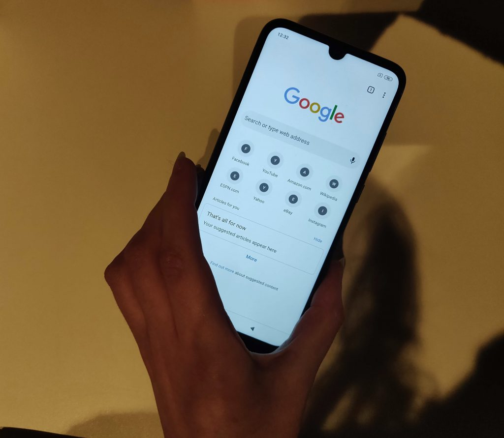 Xiaomi-Redmi-Note-7-voorkant