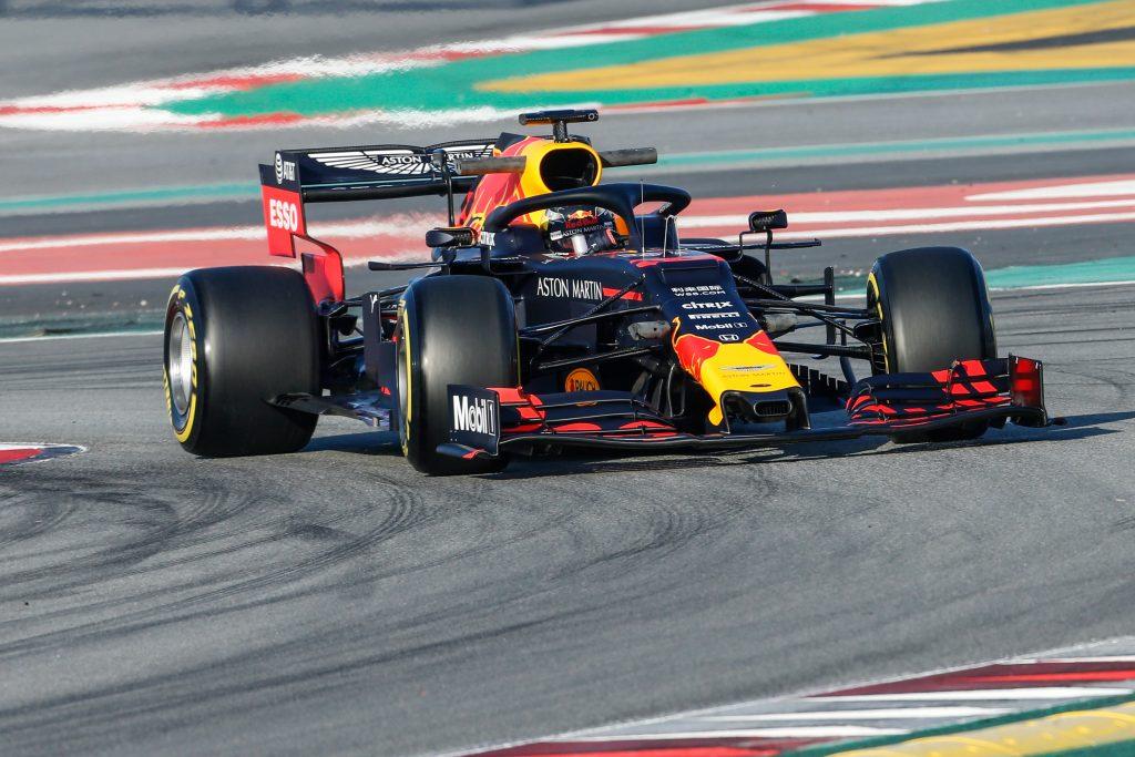 Max Verstappen, Honda, Red Bull