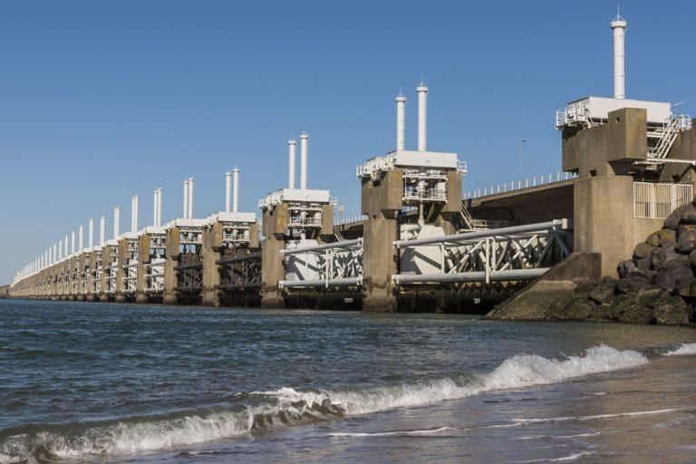 Vitale waterwerken Nederland, cybersecurity