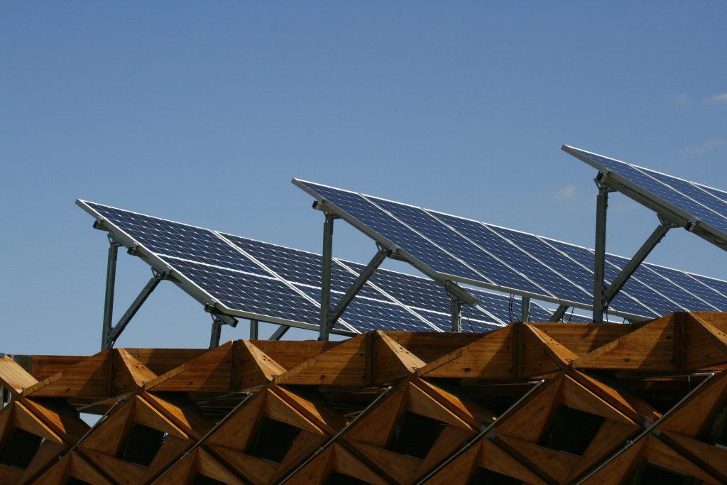 Hernieuwbare energie, zonnepanelen
