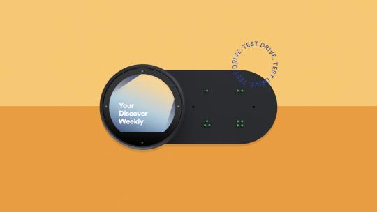 Spotify-Car-Thing