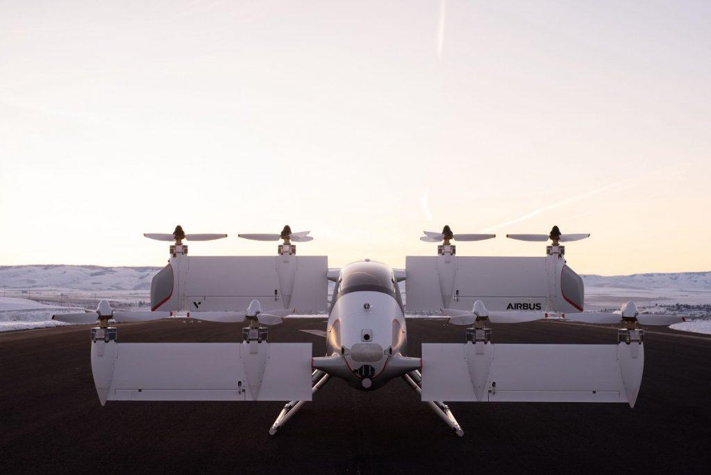Airbus Vahana-Alpha-Two