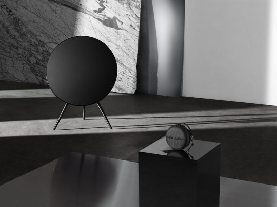 Bang & Olufsen x Saint Laurent